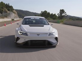 CUPRA creates a new path in the TCR series - Footage
