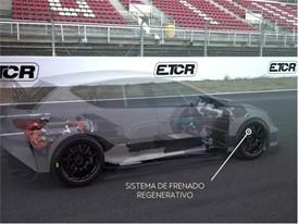 Así es el CUPRA e-Racer por dentro - WEB