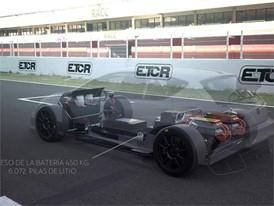 Así es el CUPRA e-Racer por dentro-HD