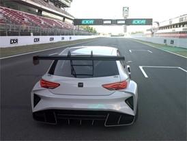 Así es el CUPRA e-Racer por dentro-HD-SIN ENDING