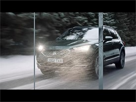 The SEAT Tarraco, with no excuses - 1 minute