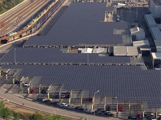 Clean Version: 53,000 Panels to Harness The Power of The Sun