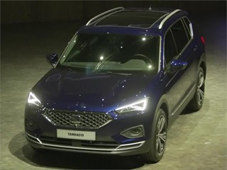 SEAT goes big with the New SEAT Tarraco - Footage