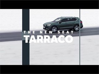 The SEAT Tarraco, with no excuses - 30 seconds