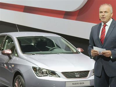 SEAT presents the new Ibiza and the new Alhambra 2015