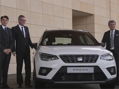 SEAT Argelia Video EN HQ Footage