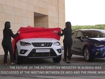 SEAT Argelia Video EN HQ Original
