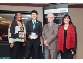 Caltech – Eric Chen, Individual Winner
