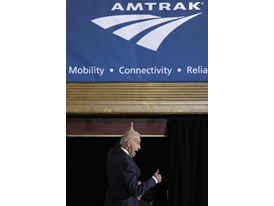 February 2014 - Vice President Joe Biden - Amtrak Siemens ACS-64 Cities Sprinter Debut