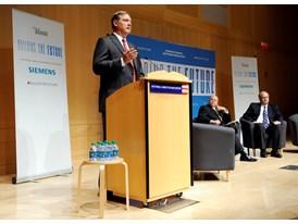 Siemens USA CEO Eric Spiegel 7/16/14