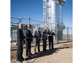 Cheyenne, WY Data Center Ceremony Cable-cutting 11/6/14