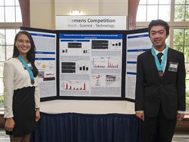 Notre Dame, David Wu and Xinchu Tian, Team Winners