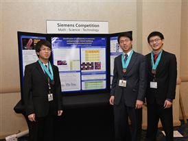 Georgia Tech, Jason Lee, Allen Lee, and David Lu, Team Winners
