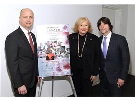 Screening of Cancer:  The Emperor of All Maladies Documentary sponsored by Siemens, Washington DC 3/20/15