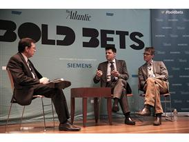 The Atlantic's Bold Bets event underwritten by Siemens 6/17/15