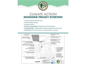 Blue Lake Rancheria Microgrid Project Overview
