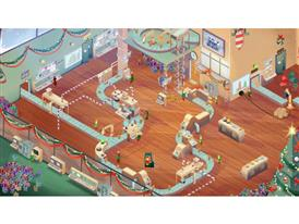 Santa's Factory - Factory Floor