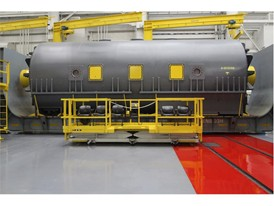 Siemens Charlotte Energy Hub 700th Generator