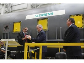 Siemens Charlotte Energy Hub 700th Generator Event