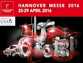 Hannover Messe 2016 USA Partner Country Logo
