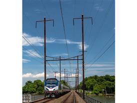Amtrak Cities Sprinter Locomotive