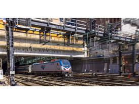 Amtrak Cities Sprinter Locomotive