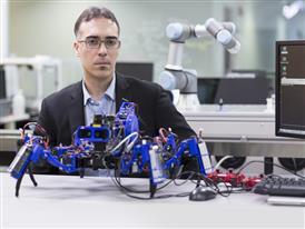 Spider Workers, Siemens Corporate Technology, Princeton Campus