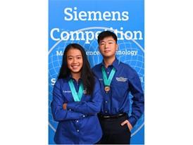 Yoshihiro Saito & Lauryn Wu, Team Finalists