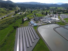 Blue Lake Rancheria Microgrid, Blue Lake, CA
