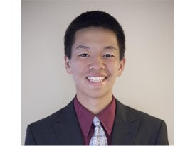 Daniel Zhang 2017 Siemens Competition National Finalist