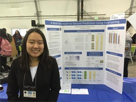 Katherine Tian, 2017 Siemens Competition National Finalist