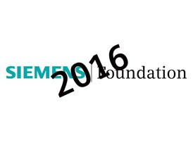 2016 Siemens Competition - Carnegie Mellon University Regional