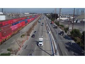 Siemens eHighway, Carson, CA 11/7/17