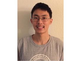 Kevin Ren - 2017 Siemens Competition National Finalist