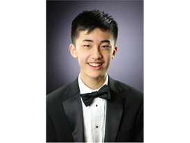 Allen Liu - 2017 Siemens Competition National Finalist