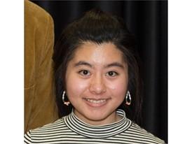 Gabrielle Liu - 2017 Siemens Competition National Finalist