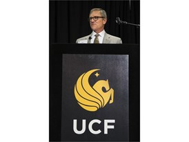 UCF Panel, Awards Ceremony & Reception 3/20/18