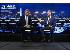 Joe Kaeser's Bloomberg Q&A Session