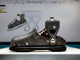Prosthetic with Siemens Solid Edge Background