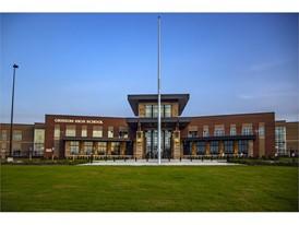 Grissom High School Exterior