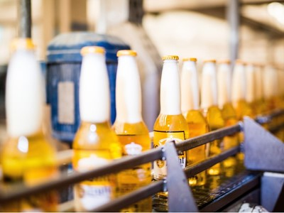 Embracing Innovation and Technology: Automating One of the World's Largest Breweries