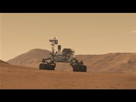 Mars Science Laboratory Curiosity Rover Animation - Part 2