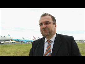 Siegfried Russworm, CEO Siemens Industry Sector