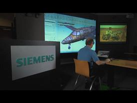 Siemens PLM and Mars Rover B-Roll