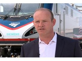 Michael Cahill, President, Siemens Rail Systems