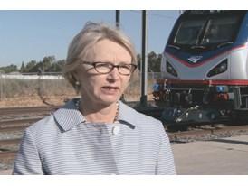 Karen Hedlund, Deputy Federal Railroad Administrator