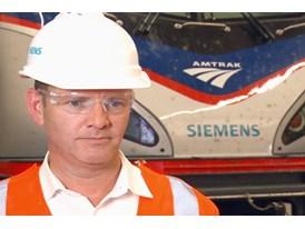 Michael Cahill, Siemens Rail System President