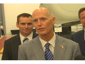 Rick Scott, Governor of Florida