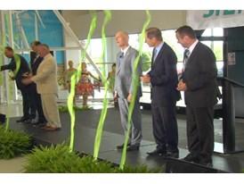 Siemens Orlando Wind Training Center Opening Event B-Roll