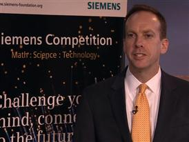 David Etzwiler, CEO, Siemens Foundation
